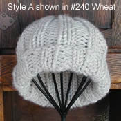 Quick Knit Hat 1